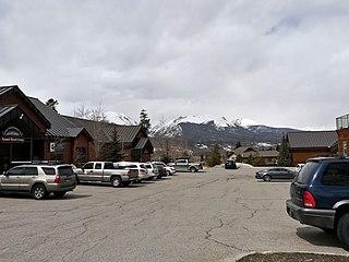 Dillon, Colorado Home Rule Municipality in Colorado, United States