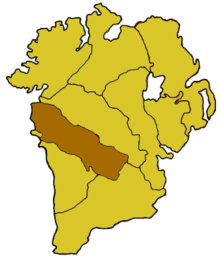 The Diocese of Kilmore within the Province of Armagh