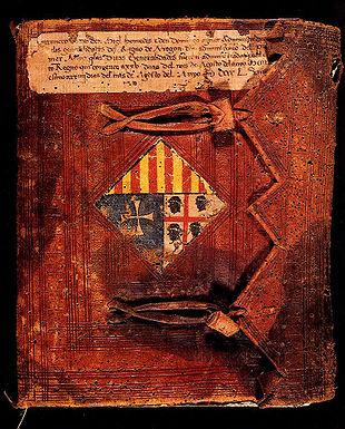 Manual breve de Usos y Costumbres parlamentarios - Página 2 310px-Diputacion-Reino-Aragon-Diputacio-Regne-Arago-1450