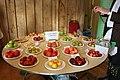 Display of cider apples, Hellens, Much Marcle - geograph.org.uk - 1529162.jpg