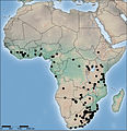 Distribution of Copa flavoplumosa - ZooKeys-276-001-g012.jpeg
