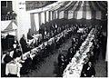 Ditta G. Camplone & Figli, cena presso le officine, Pescara 1926 - san dl SAN IMG-00003400.jpg