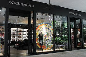 illustration de Dolce & Gabbana