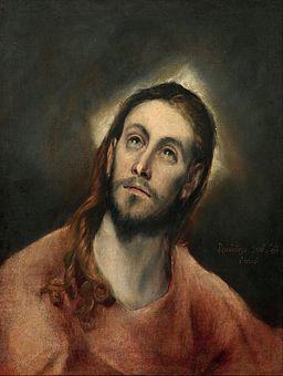 Doménikos Theotokópulos (called El Greco) - Christ in Prayer - Google Art Project