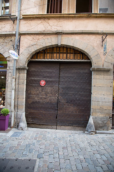 Doors of Lyon, France 21.jpg