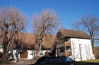 Feldbrunnen-St. Niklaus - Feldbrunnen village museum
