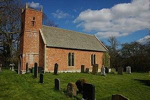 Dorsington - Image: Dorsington Church geograph.org.uk 1229417