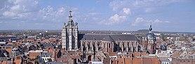 Douai - Vue à partir du Beffroi (04)1.jpg