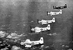 Douglas AD-6 Skyraiders of VA-95 in flight, in 1956.jpg