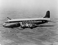 Douglas DC-4 компании Northwest Airlines