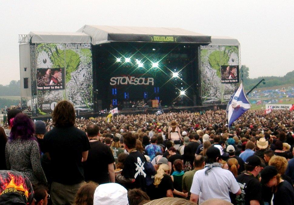 DownloadFestival2007