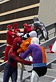 Dragon Con 2013 - JLA vs Avengers Shoot (9669168605).jpg