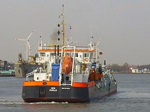Dredge ship Hein 2012-04-17 (4).jpg