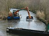 Dredging the Ribble Link