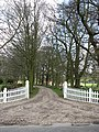 Driveway to Booton Hall - geograph.org.uk - 755698.jpg