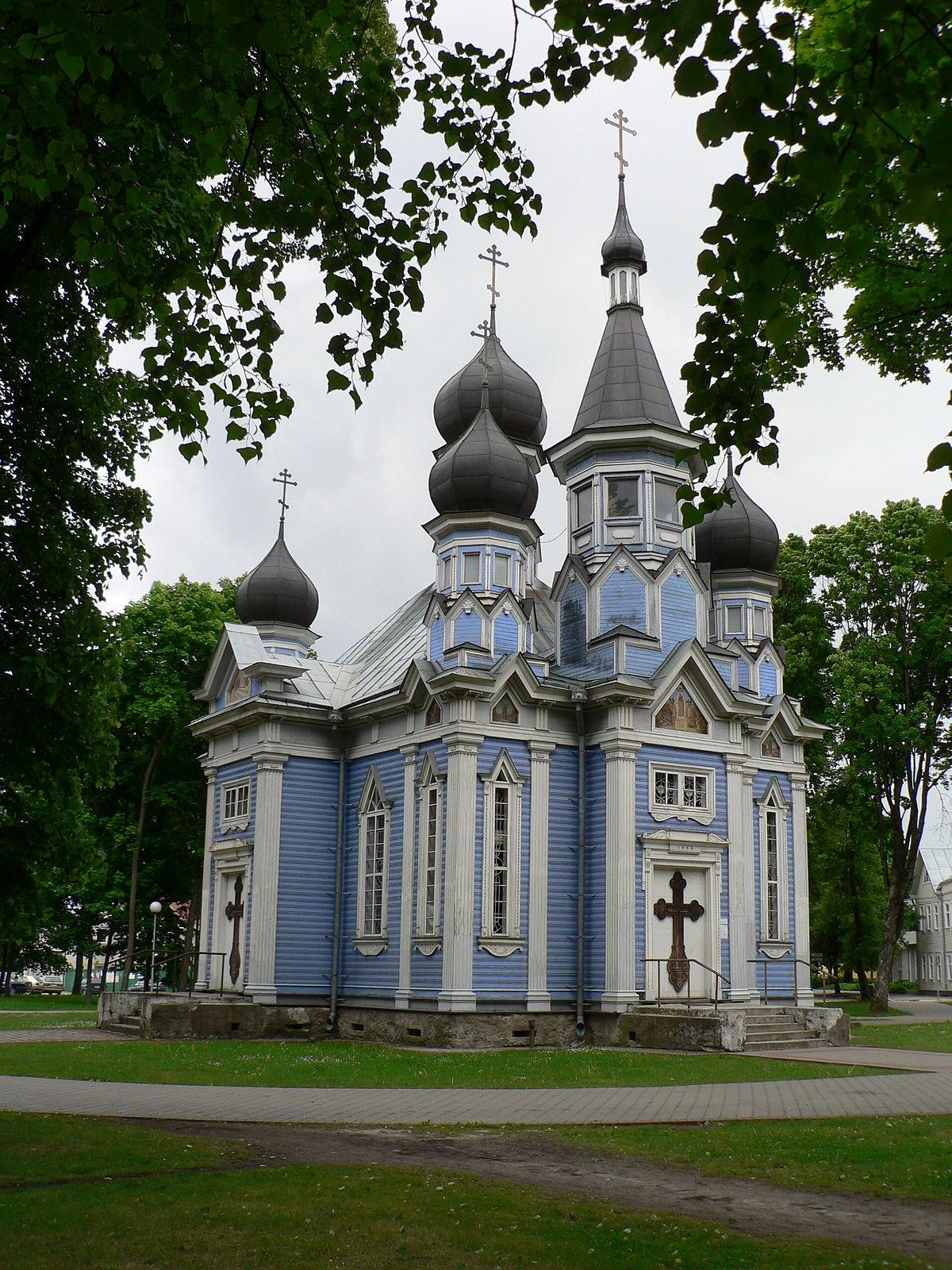 Freie Enzyklopädie russisch orthodox