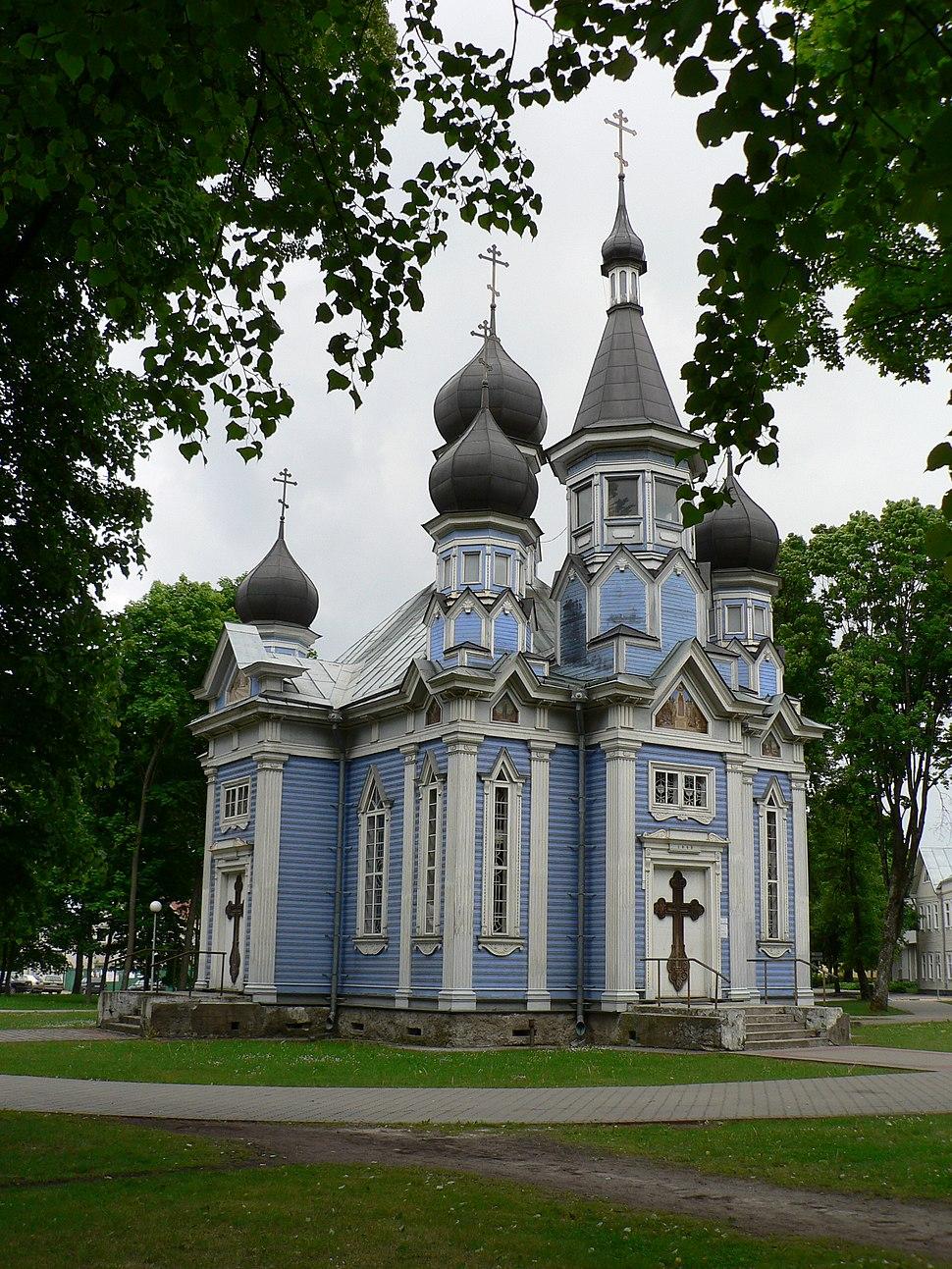 Druskininkai Orthodox Church