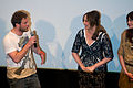 Duncan Jones, Vera Farmiga and Michelle Monaghan at the Source Code premiere (cropped).jpg