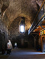 Dundonald Castle 20080424 - cellars and laigh hall.jpg