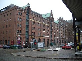 Miniatur Wunderland - Miniatur Wunderland in the Speicherstadt district of Hamburg