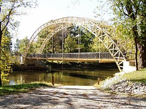 Dunns Bridge, Indiana - Image: Dunns Bridge