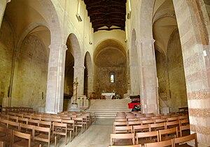 Termoli Cathedral - Interior view