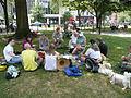 Dupont Circle WikiDC Meetup May 2012 2.jpg