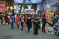 Durga Puja Spectators - Manohar Pukur Road - Kolkata 2014-10-02 9004.JPG