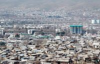 Dushanbe panorama 07