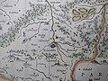Duszniki, Scultetus Map, 1630.jpg