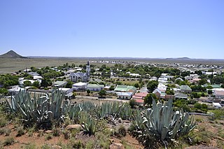 Hanover, Northern Cape Place in Northern Cape, South Africa