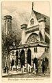 EAU-FORTE ORIGINALE PAR CHARLES PINET Tour et Église Saint-Germain-l'Auxerrois.jpg