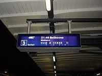 EC198 Cisalpino Brianza LCD display Lugano 060608.jpg
