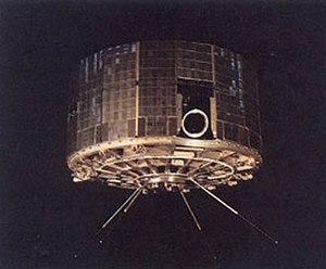 ESSA-8 - An ESSA satellite