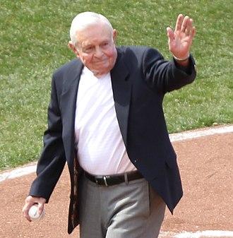 Earl Weaver - Weaver in 2011