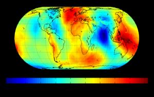 EGM96 - Image: Earth Gravitational Model 1996