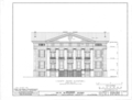 East Alabama Masonic Female Institute, 205 East South Street, Talladega, Talladega County, AL HABS ALA,61-TALA,1- (sheet 5 of 12).png