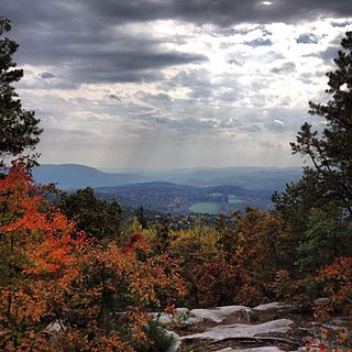 Kittatinny Valley valley in New Jersey, United States of America