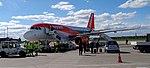 EasyJet aircraft OE-IVV at TXL airport (May 2018).jpg
