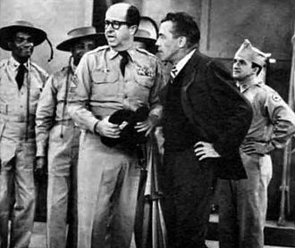 The Phil Silvers Show - Ed Sullivan made his first cameo television appearance on the show.