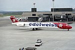 Edelweiss Air McDonnell Douglas MD-83 (DC-9-83) HB-IKN (26190439423).jpg