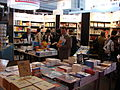 Editions Guy Tredaniel au Salon du livre 2012.JPG