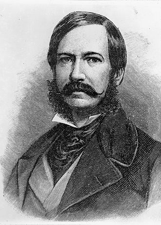 Jerningham Wakefield - Portrait of Jerningham Wakefield from ca 1850