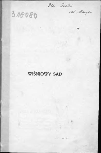 File:Edward Słoński - Wiśniowy sad.djvu