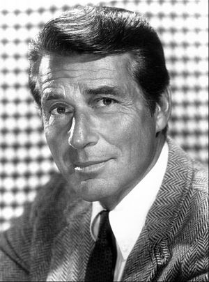 Efrem Zimbalist Jr. - The F.B.I., first episode