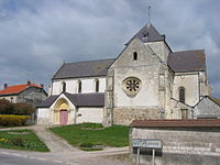 Eglise Saint-Jean-Baptiste Brienne sur Aisne - Ardennes - France.jpg
