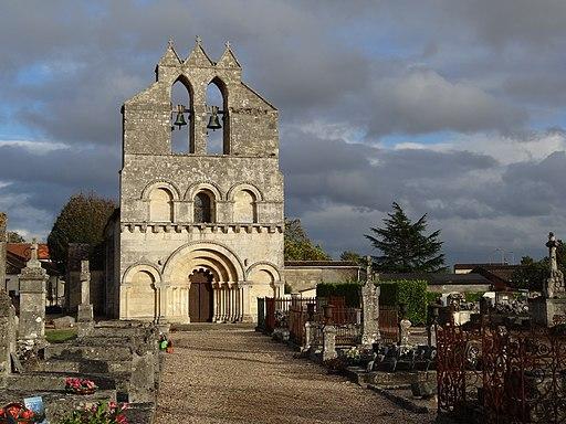 Eglise Saint-Jean de Lalande de Pomerol