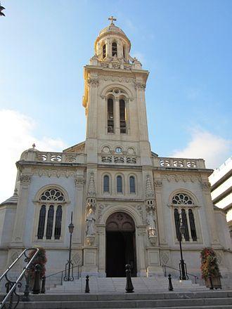Saint-Charles Church, Monaco - Image: Eglise st charles Monaco