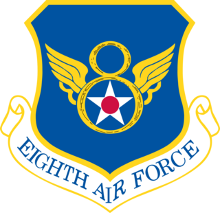 Eighth Air Force Numbered air force of the United States Air Force responsible for strategic bomber forces