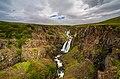 Einberjafoss Rauðagili - panoramio.jpg
